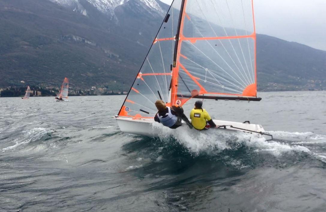 Training in Campione