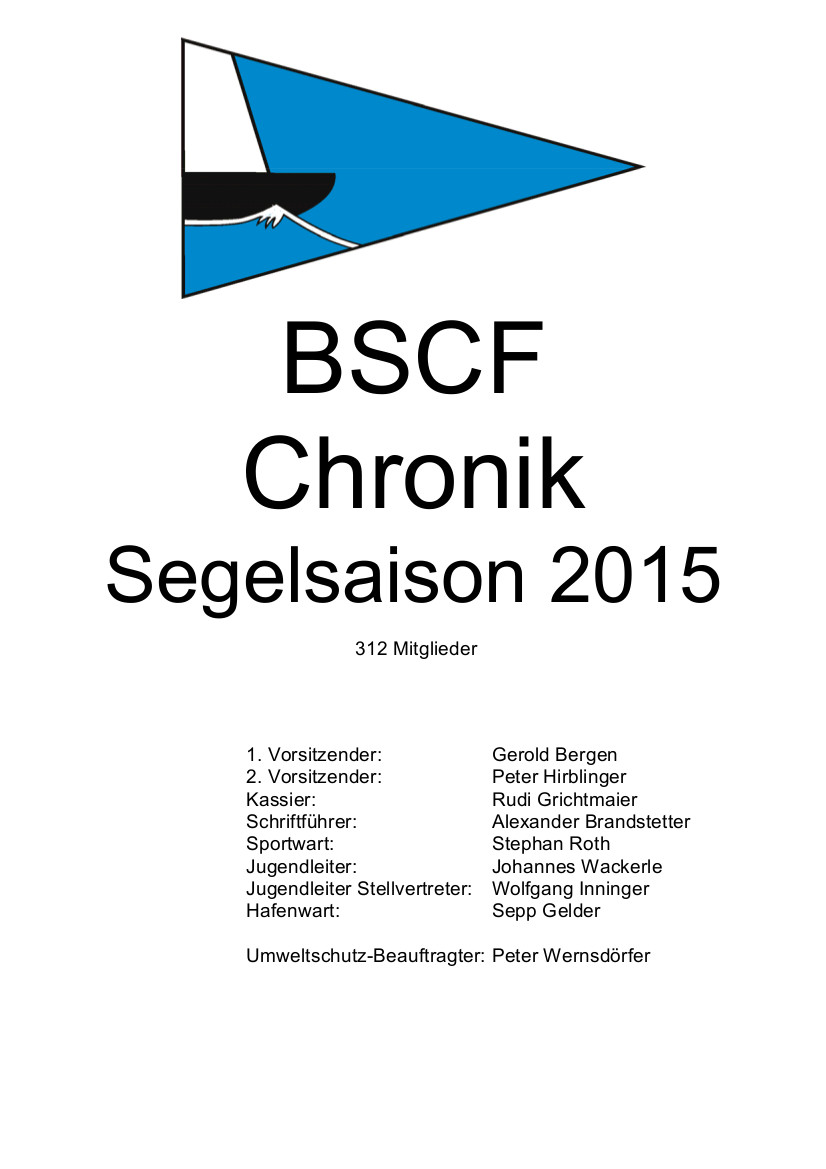 Chronik 2015